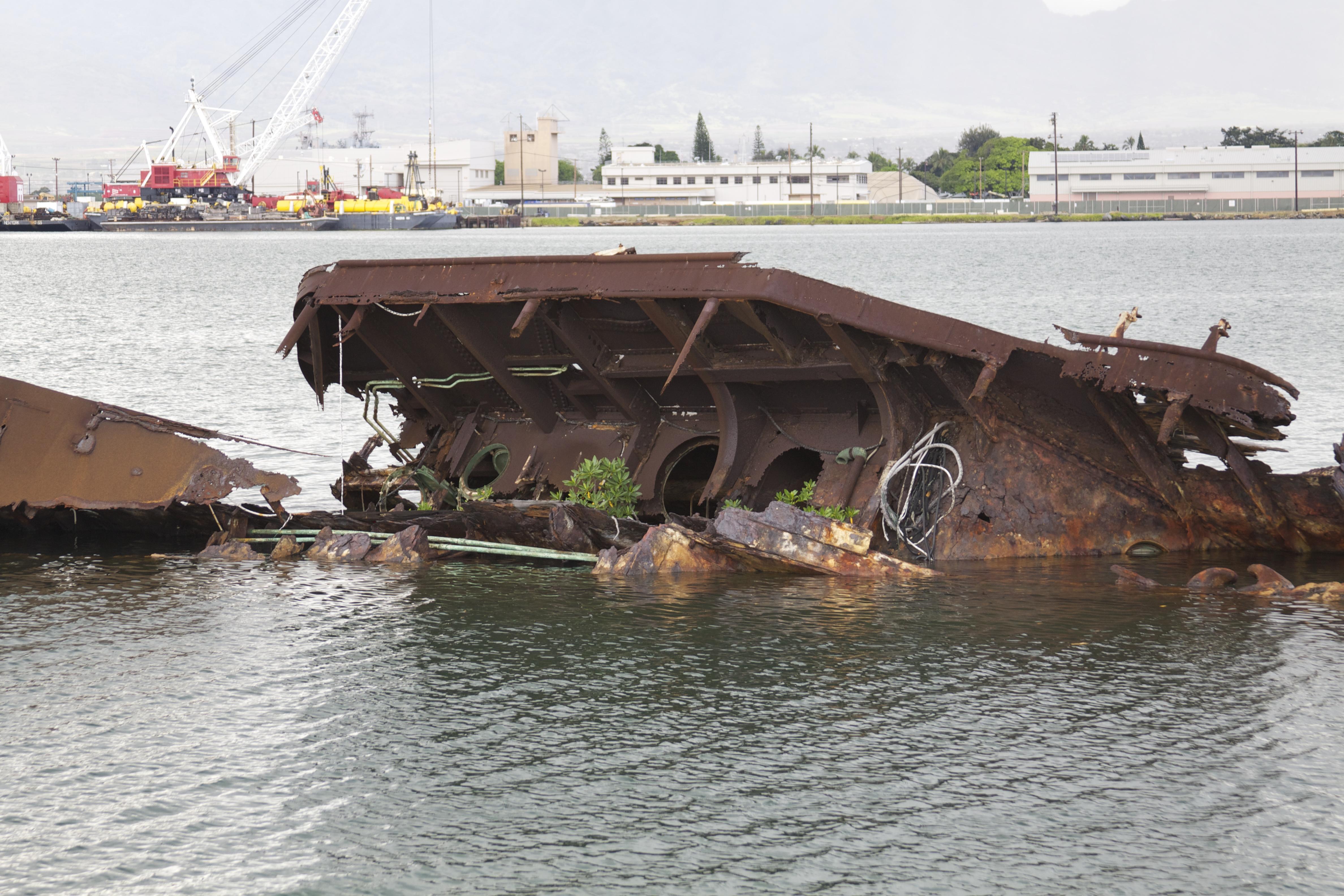 Ford Island Hawaii U S Navy